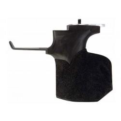 Anschutz PRO-Grip, Left-Hand, Black, Large, Fits Precise Aluminum Stock