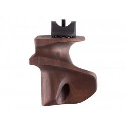Anschutz ONE-Grip, Right-Hand, Walnut, Small, Fits 9015 Premium Target Air Rifle