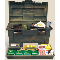 Plano Green Camo Shooters Case - Small