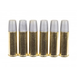 Schofield No. 3 / Webley Mk VI BB Cartridges, .177 cal, 6ct