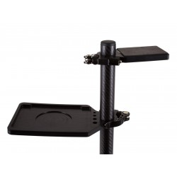 Air Venturi Shooting Stand, Carbon Fiber/Logo