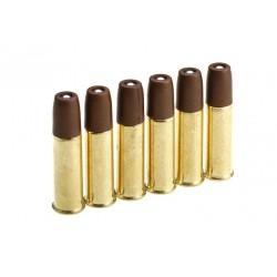 Gletcher CLT BB Revolver Cartridges, 6ct