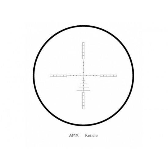 Hawke Sport Optics Airmax 4-12x50 AO Rifle Scope, AMX Reticle, 1/4 MOA, 1
