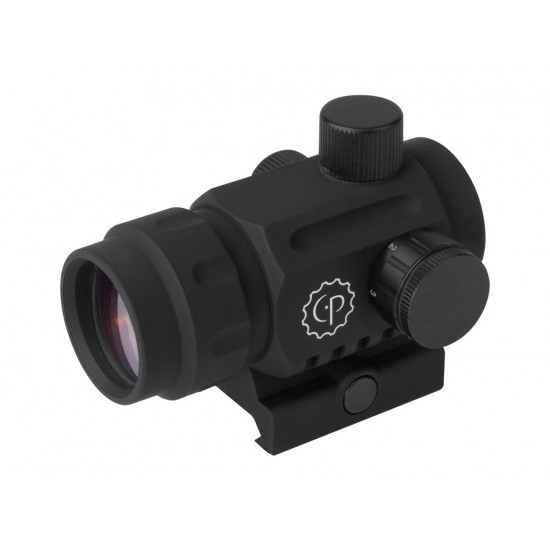 CenterPoint Small Battle  Enclosed Reflex Sight, 3 MOA Red Dot, Picatinny Mounts